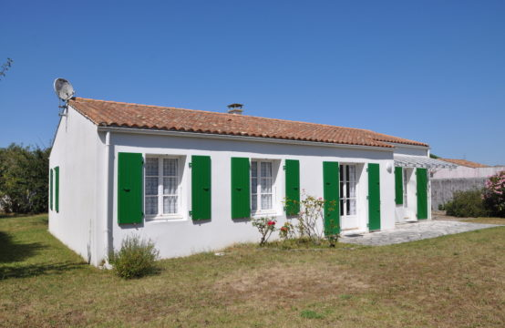 Maison d'habitation – EXCLUSIVITE